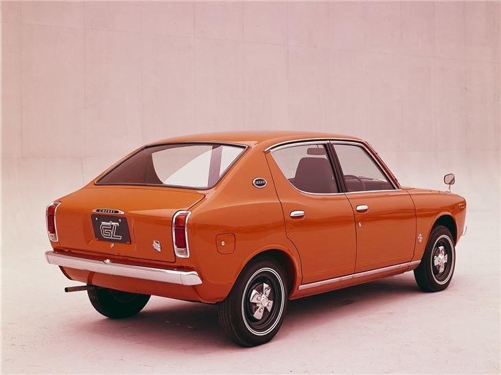 Datsun Cherry I 1970 - 1974 Coupe #2