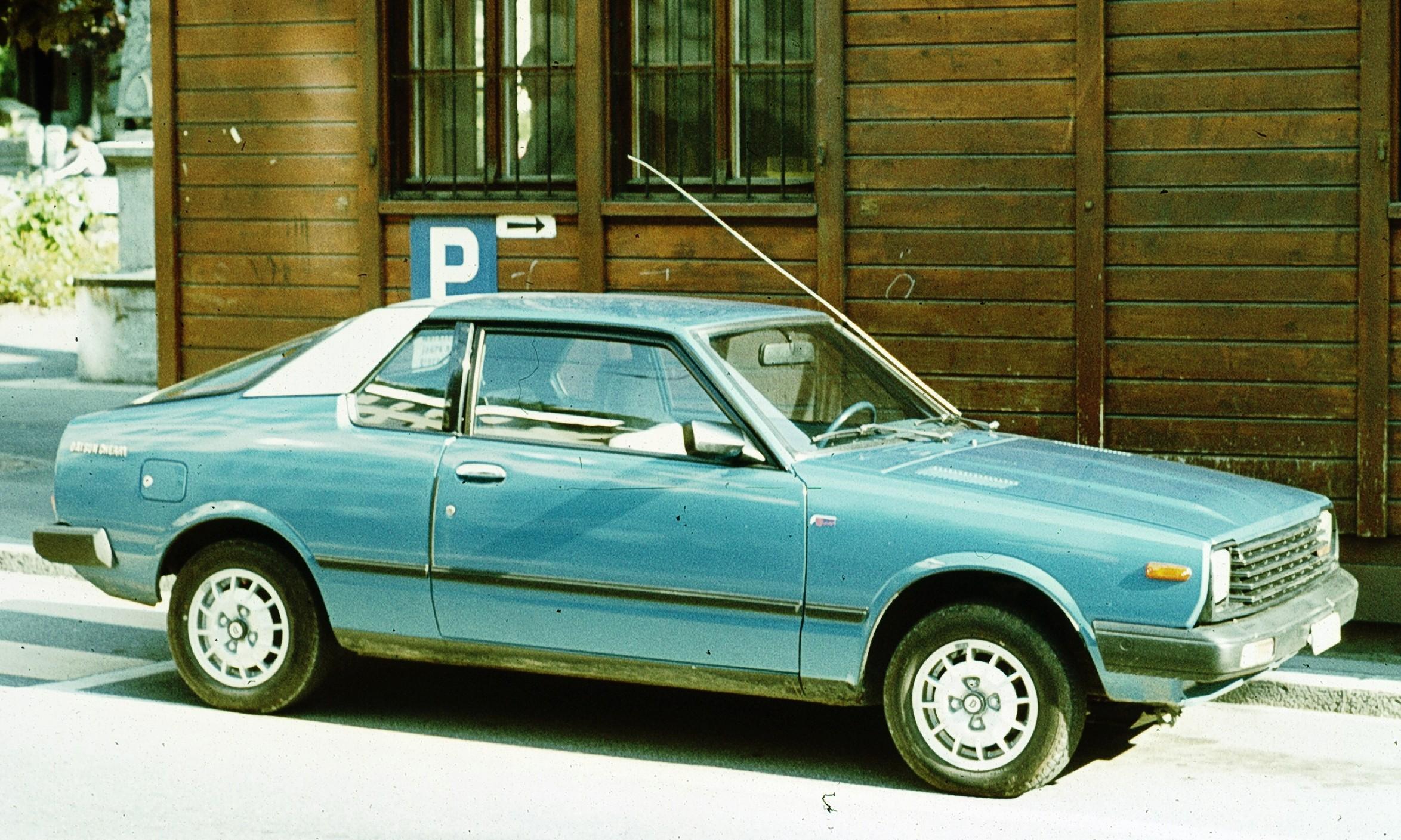 Nissan Cherry IV (N12) 1982 - 1986 Sedan #3