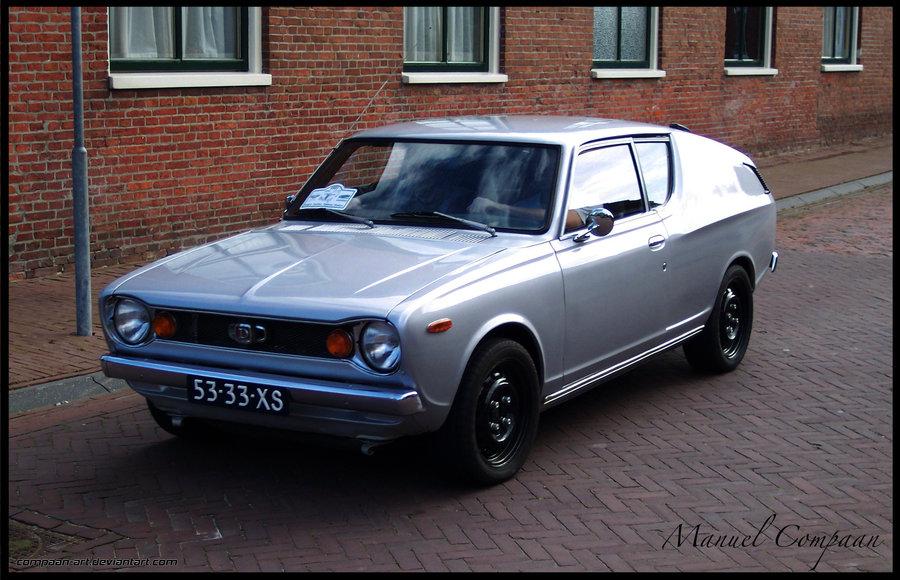 Datsun Cherry II 1974 - 1978 Coupe #1