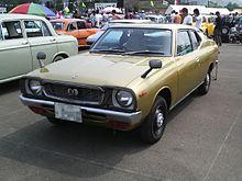Datsun Cherry II 1974 - 1978 Coupe #5