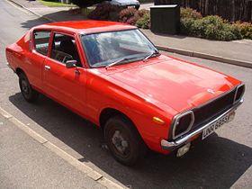 Datsun Cherry II 1974 - 1978 Coupe #7