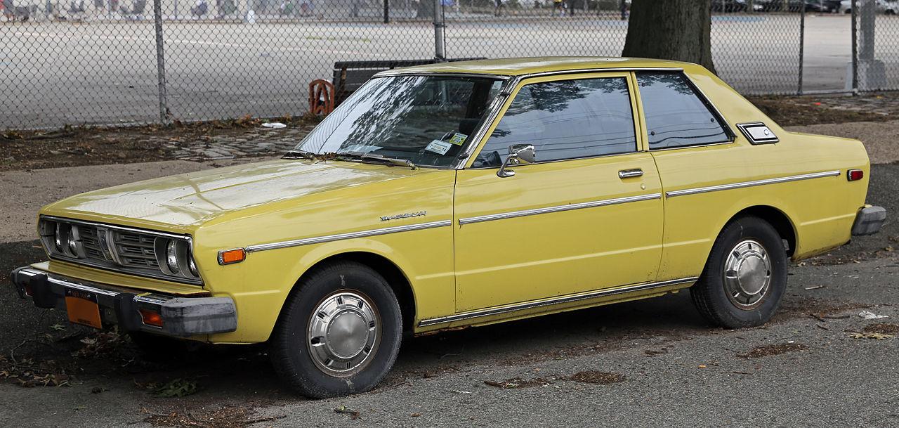Datsun Cherry II 1974 - 1978 Sedan 2 door #2