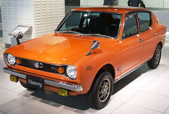 Datsun Cherry II 1974 - 1978 Sedan 2 door #3