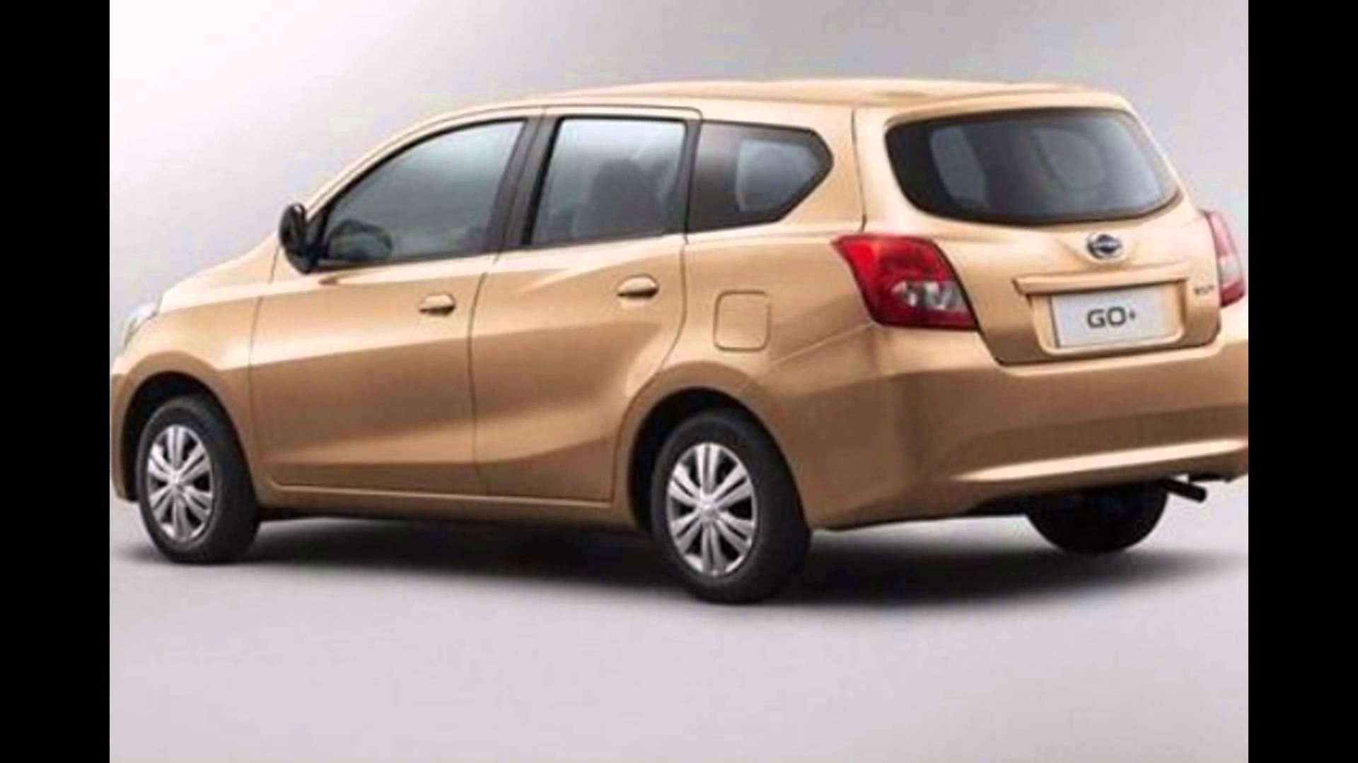 Datsun GO+ 2014 - now Compact MPV #4