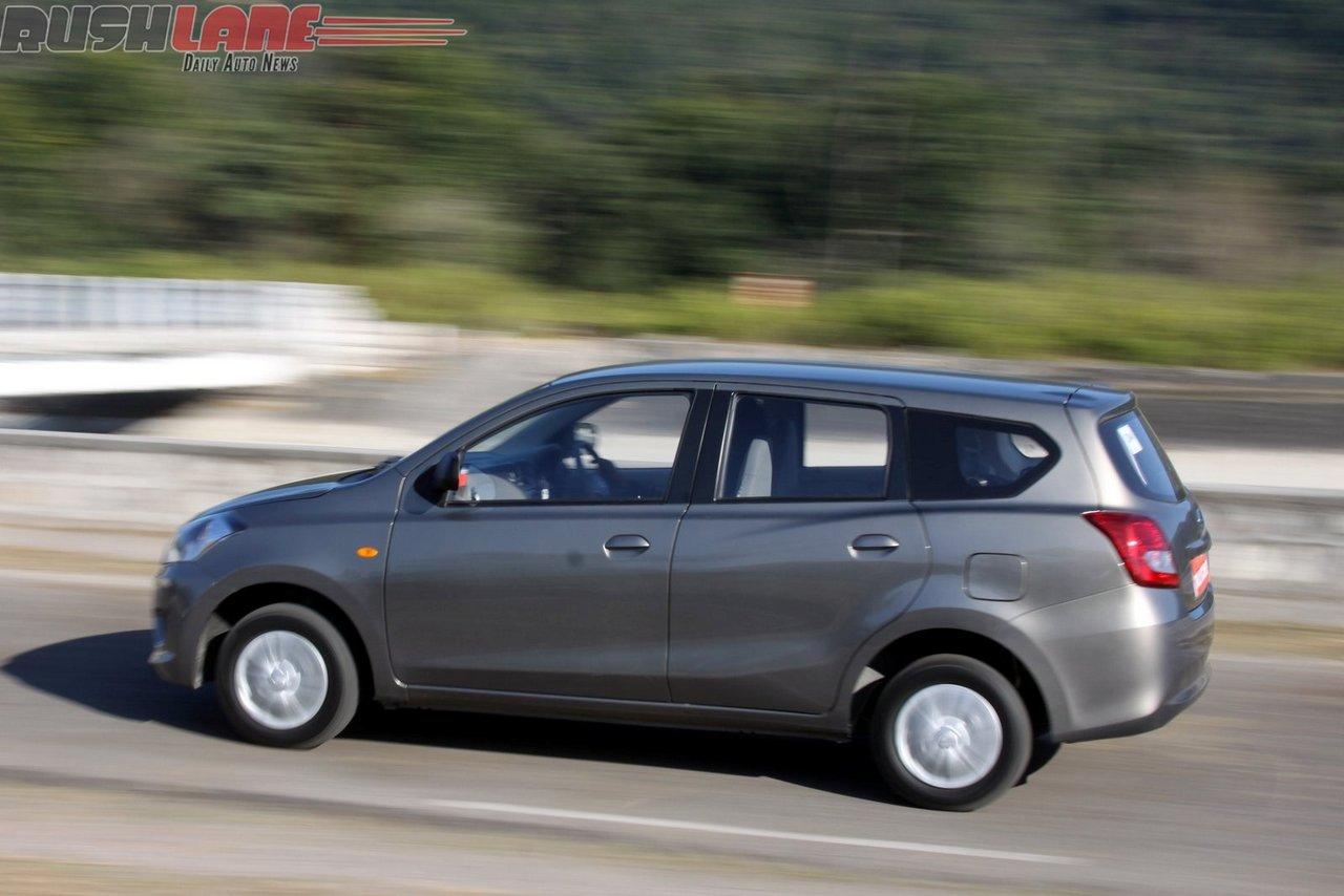 Datsun GO+ 2014 - now Compact MPV #3