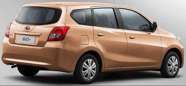 Datsun GO+ 2014 - now Compact MPV #2