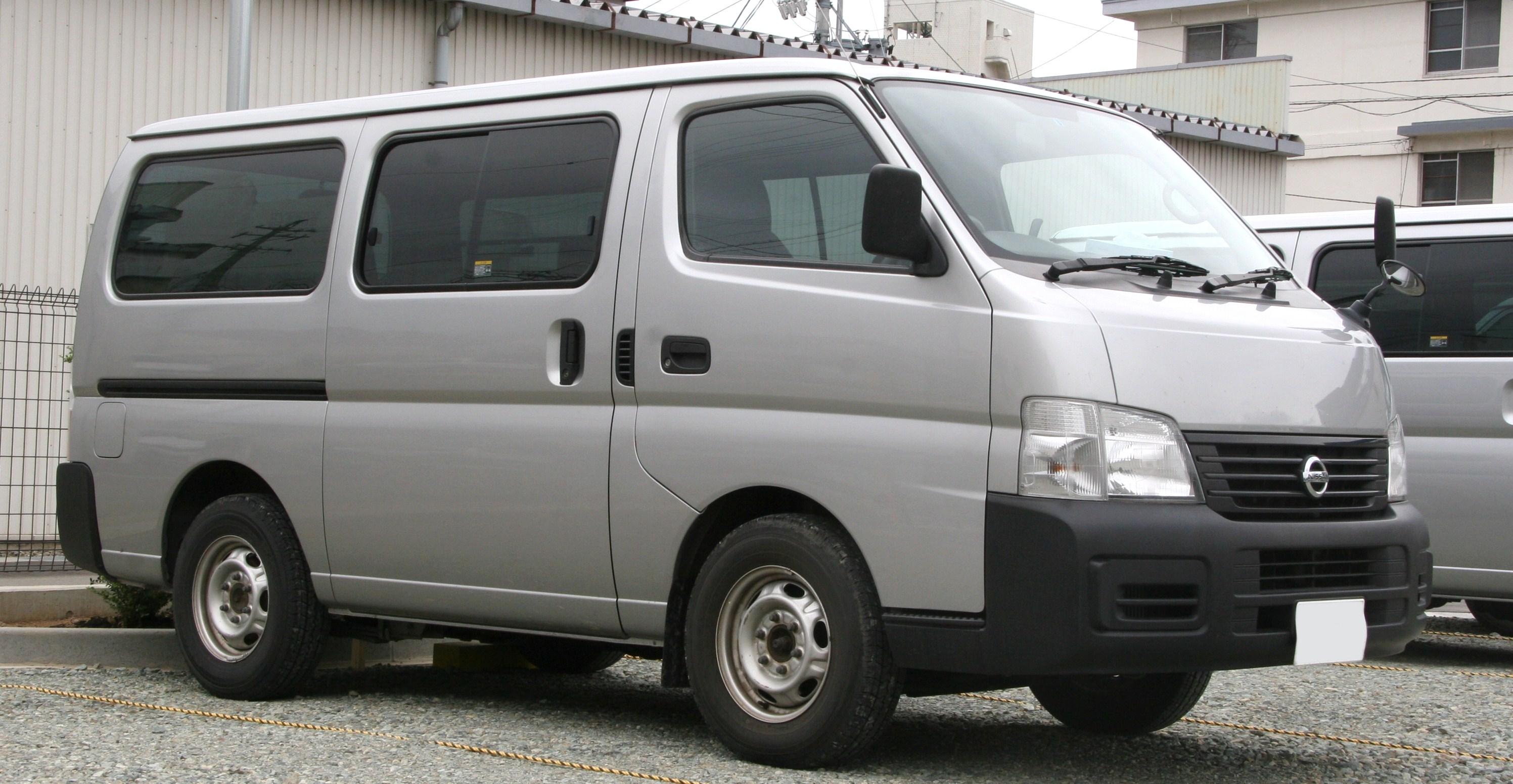 Nissan Homy IV 1986 - 1990 Minivan #7
