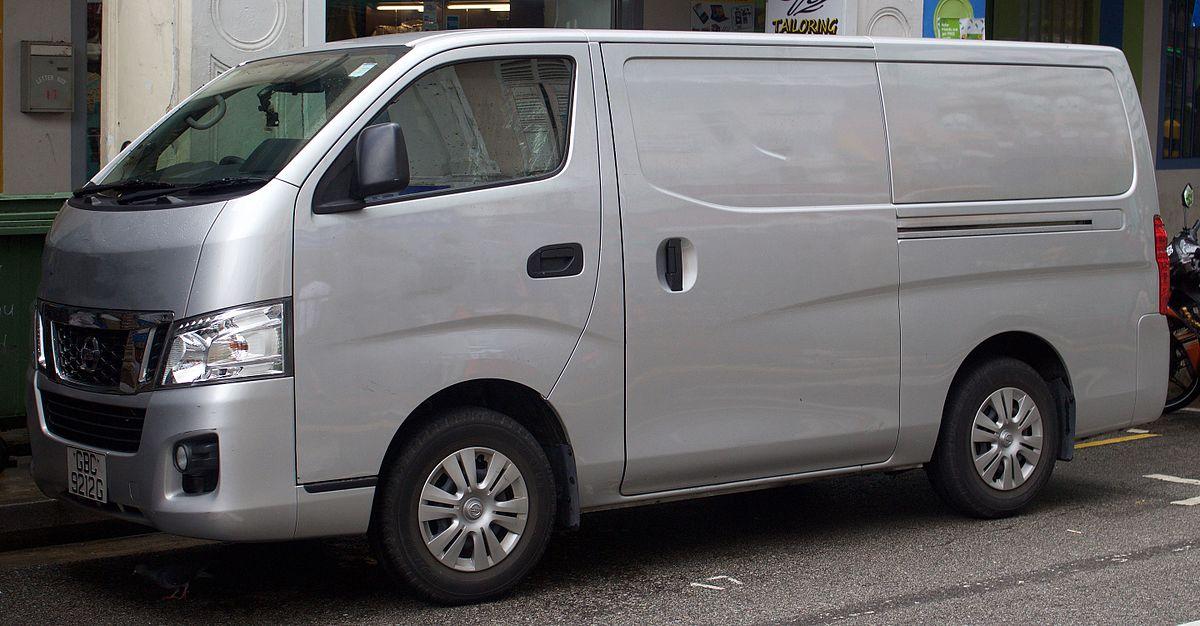 Nissan Homy IV 1986 - 1990 Minivan #8