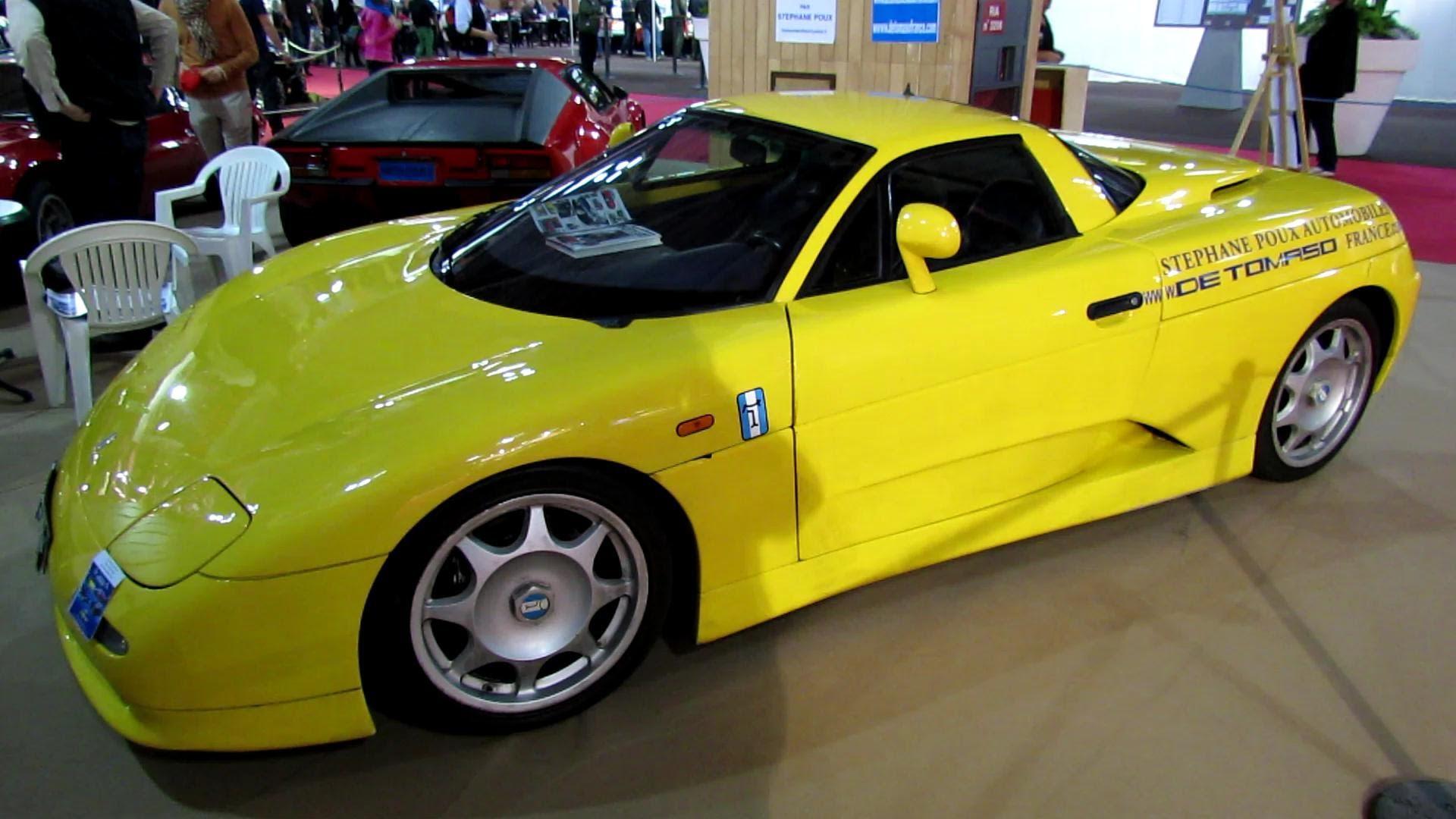 De Tomaso Guara 1993 - 2001 Coupe #3