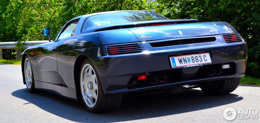 De Tomaso Guara 1993 - 2001 Coupe #1