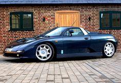 De Tomaso Guara 1993 - 2001 Coupe #8