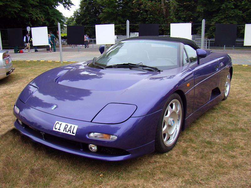 De Tomaso Guara 1993 - 2001 Coupe #7