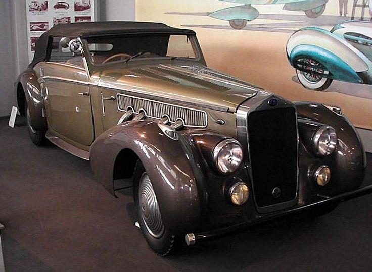 Delage D6 I 1930 - 1940 Sedan #6