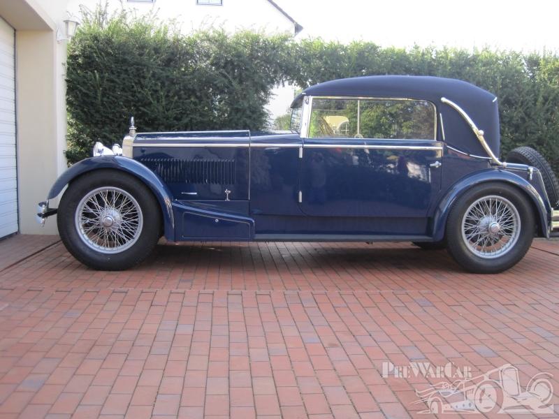 Delage D6 I 1930 - 1940 Sedan #2