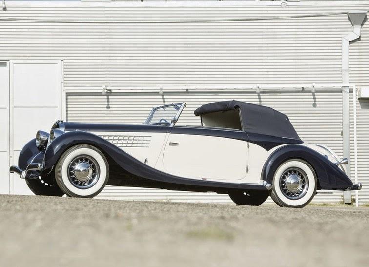 Delage D6 I 1930 - 1940 Sedan #3