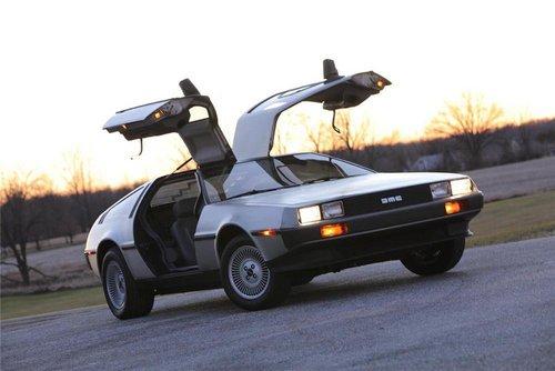 DeLorean DMC-12 1981 - 1982 Coupe #3