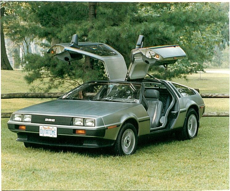 DeLorean DMC-12 1981 - 1982 Coupe #1