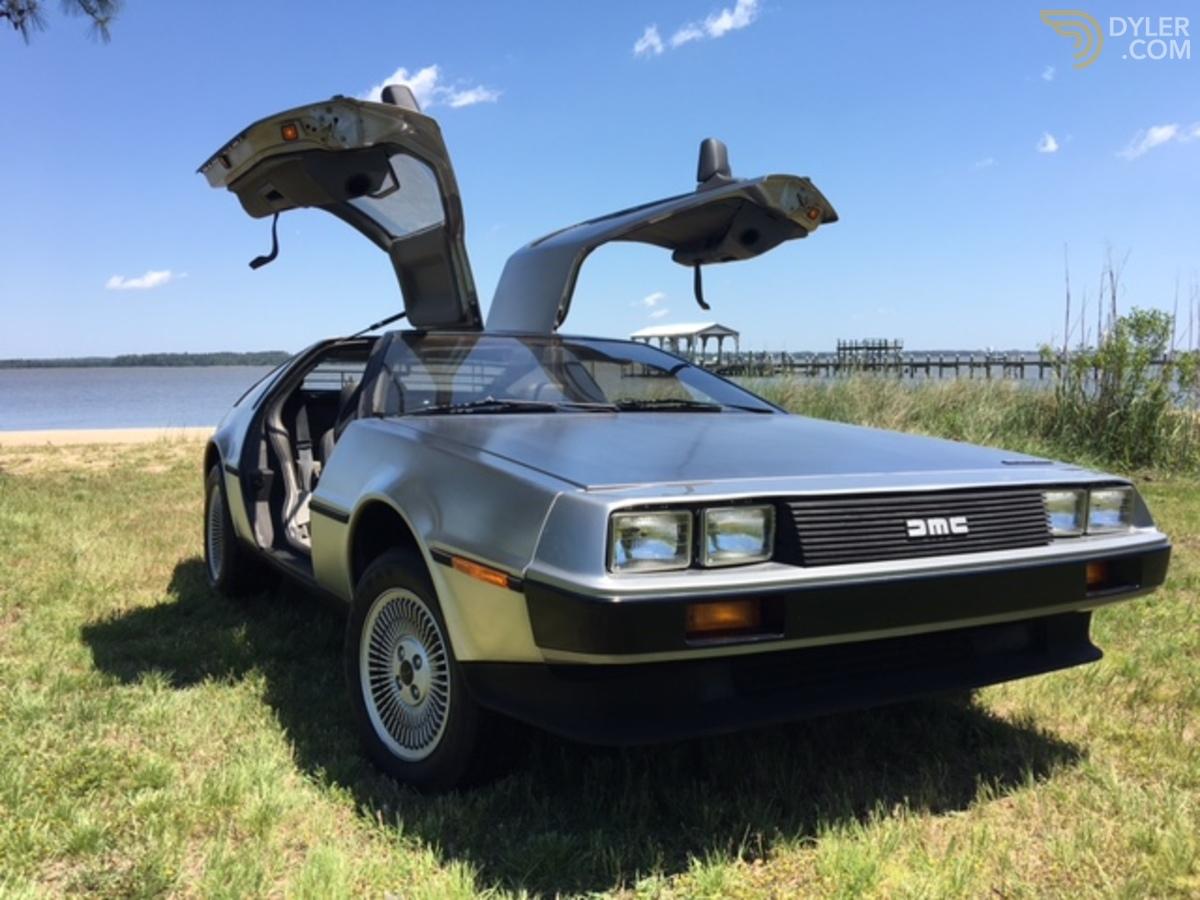 DeLorean DMC-12 1981 - 1982 Coupe #2