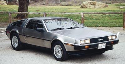 DeLorean DMC-12 1981 - 1982 Coupe #7
