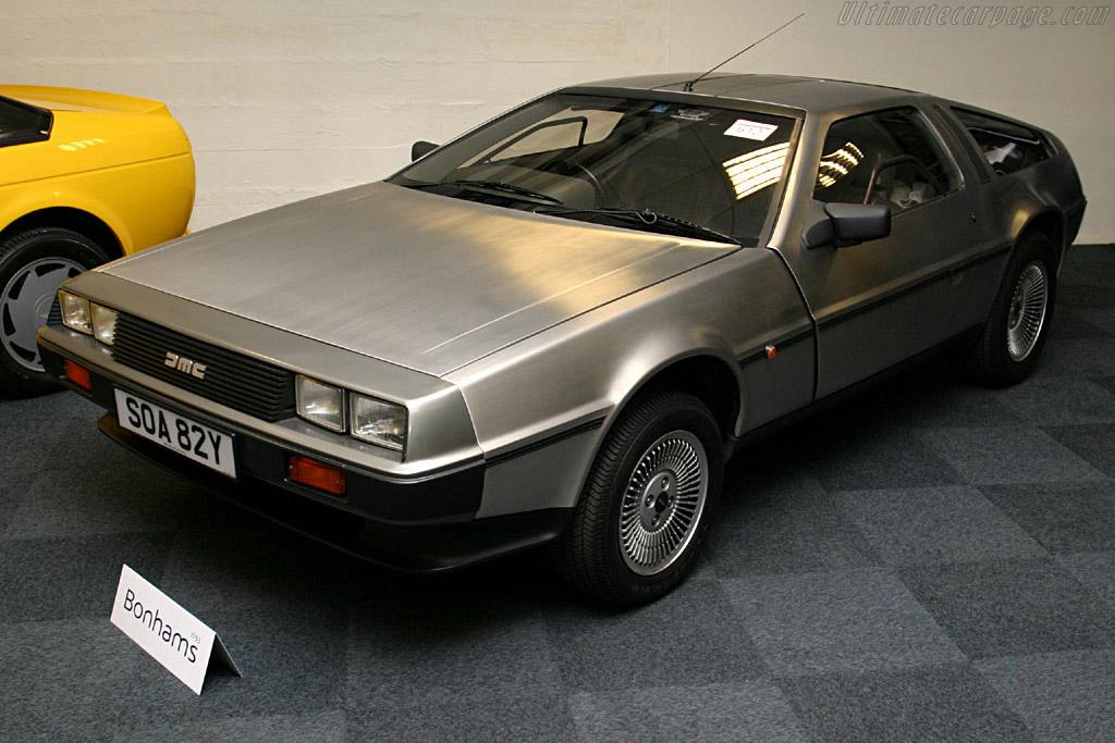 DeLorean DMC-12 1981 - 1982 Coupe #6