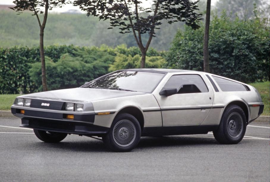DeLorean DMC-12 1981 - 1982 Coupe #5