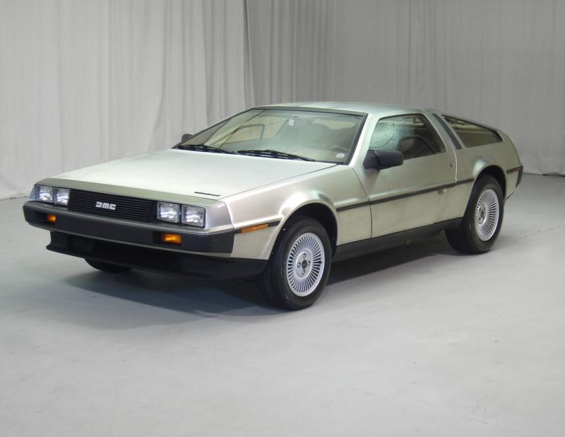 DeLorean DMC-12 1981 - 1982 Coupe #8