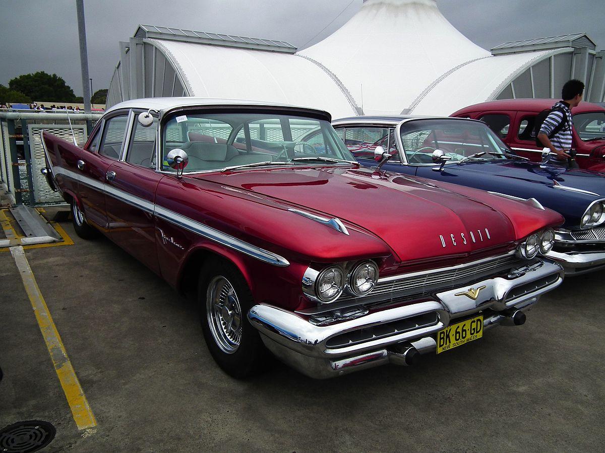DeSoto Fireflite 1955 - 1960 Sedan #6