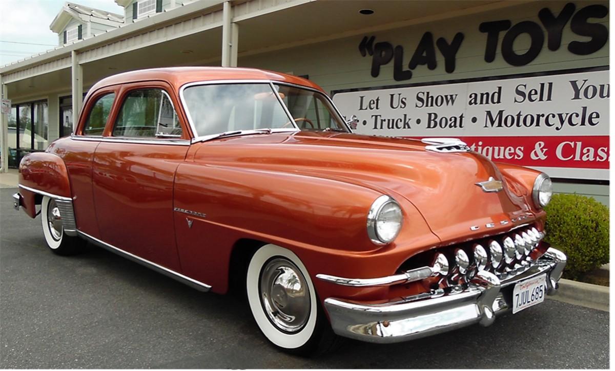 DeSoto Firedome 1952 - 1959 Sedan #4