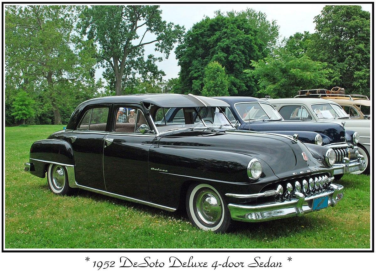 DeSoto Firedome 1952 - 1959 Sedan #5