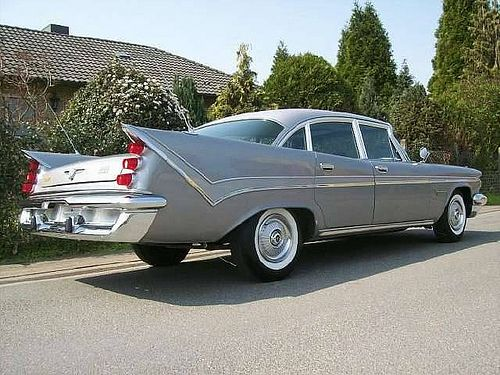 DeSoto Firedome 1952 - 1959 Sedan #7