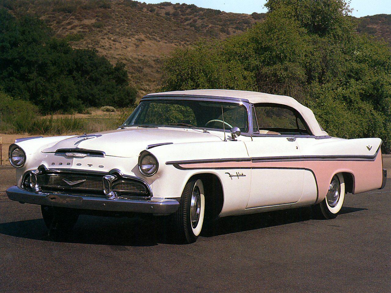 DeSoto Fireflite 1955 - 1960 Cabriolet #3