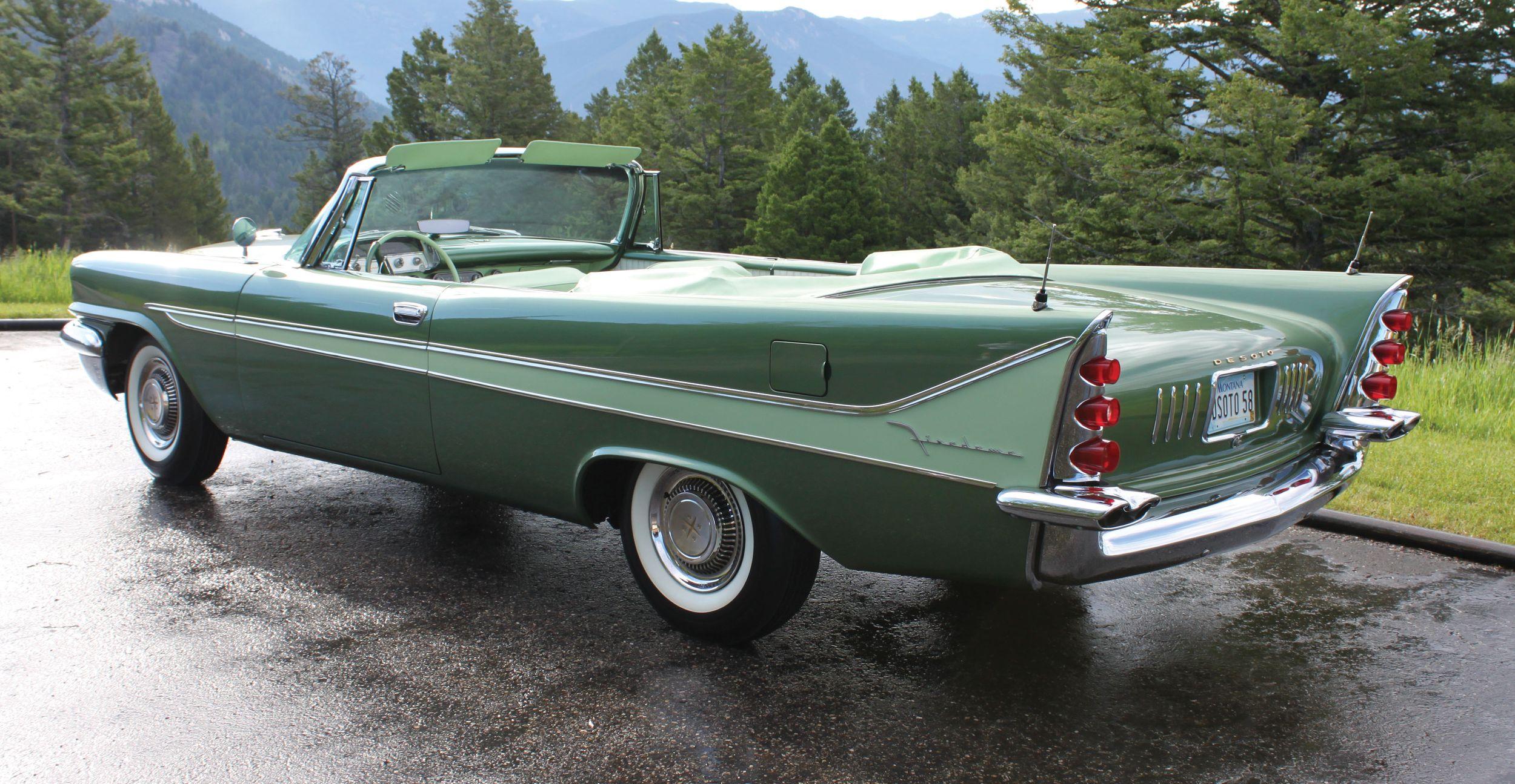 DeSoto Fireflite 1955 - 1960 Cabriolet #5