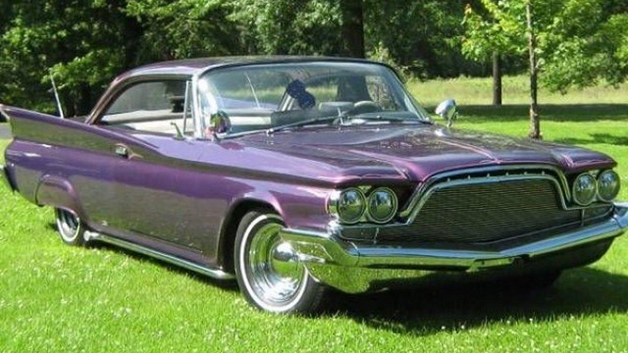 DeSoto Fireflite 1955 - 1960 Cabriolet #1