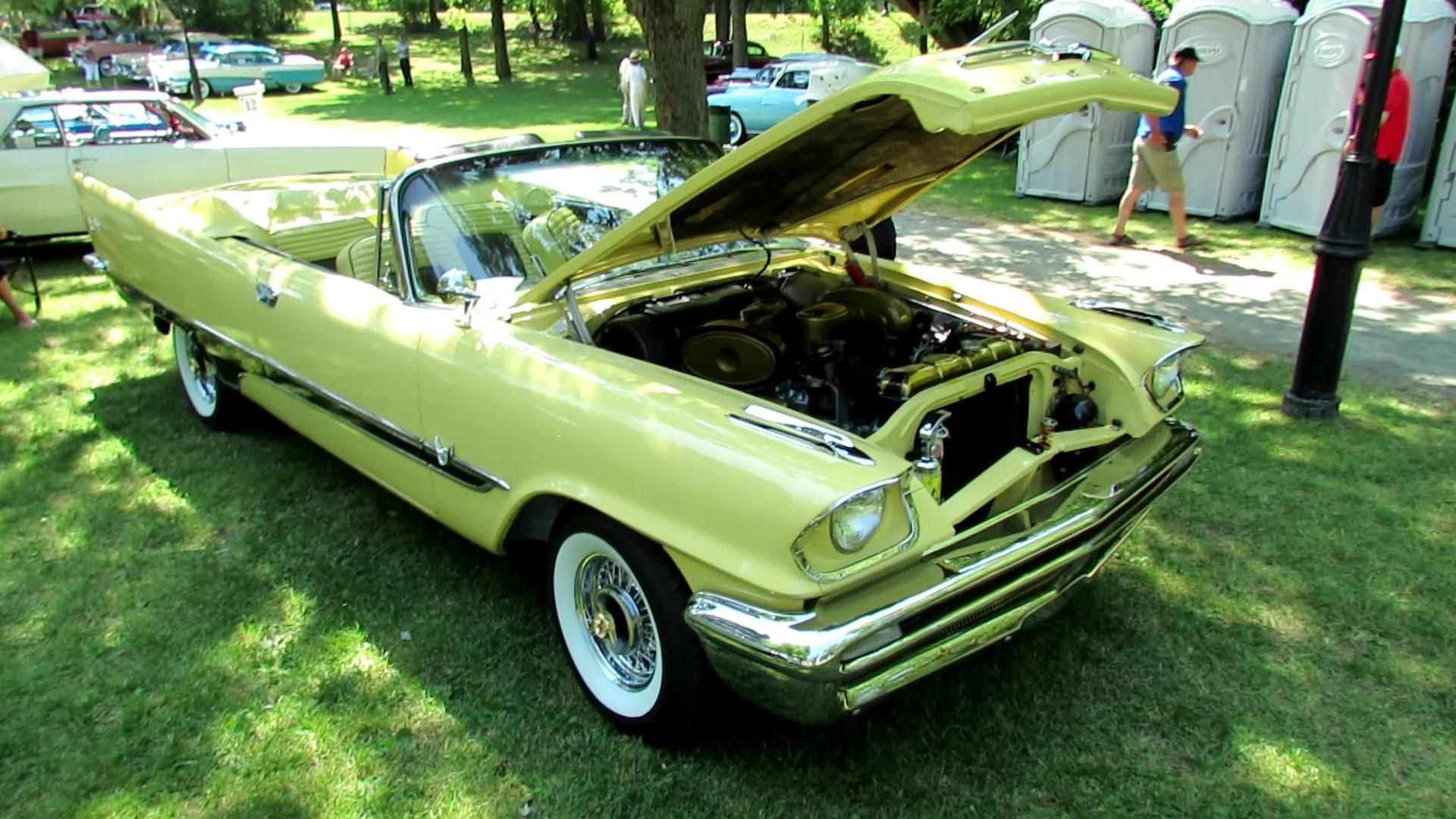 DeSoto Fireflite 1955 - 1960 Cabriolet #2
