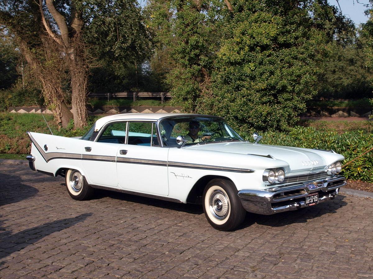DeSoto Fireflite 1955 - 1960 Cabriolet #6