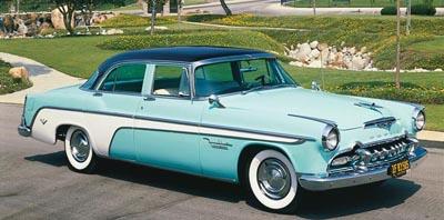 DeSoto Fireflite 1955 - 1960 Cabriolet #7