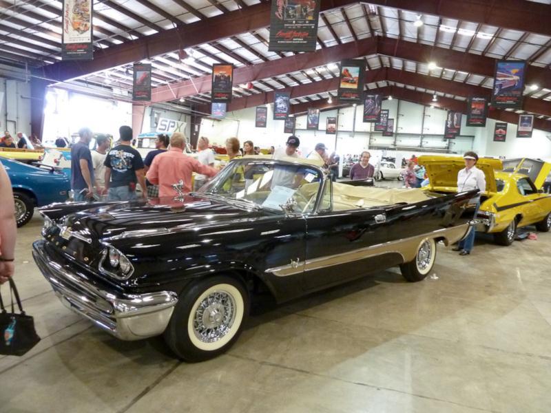 DeSoto Fireflite 1955 - 1960 Cabriolet #8