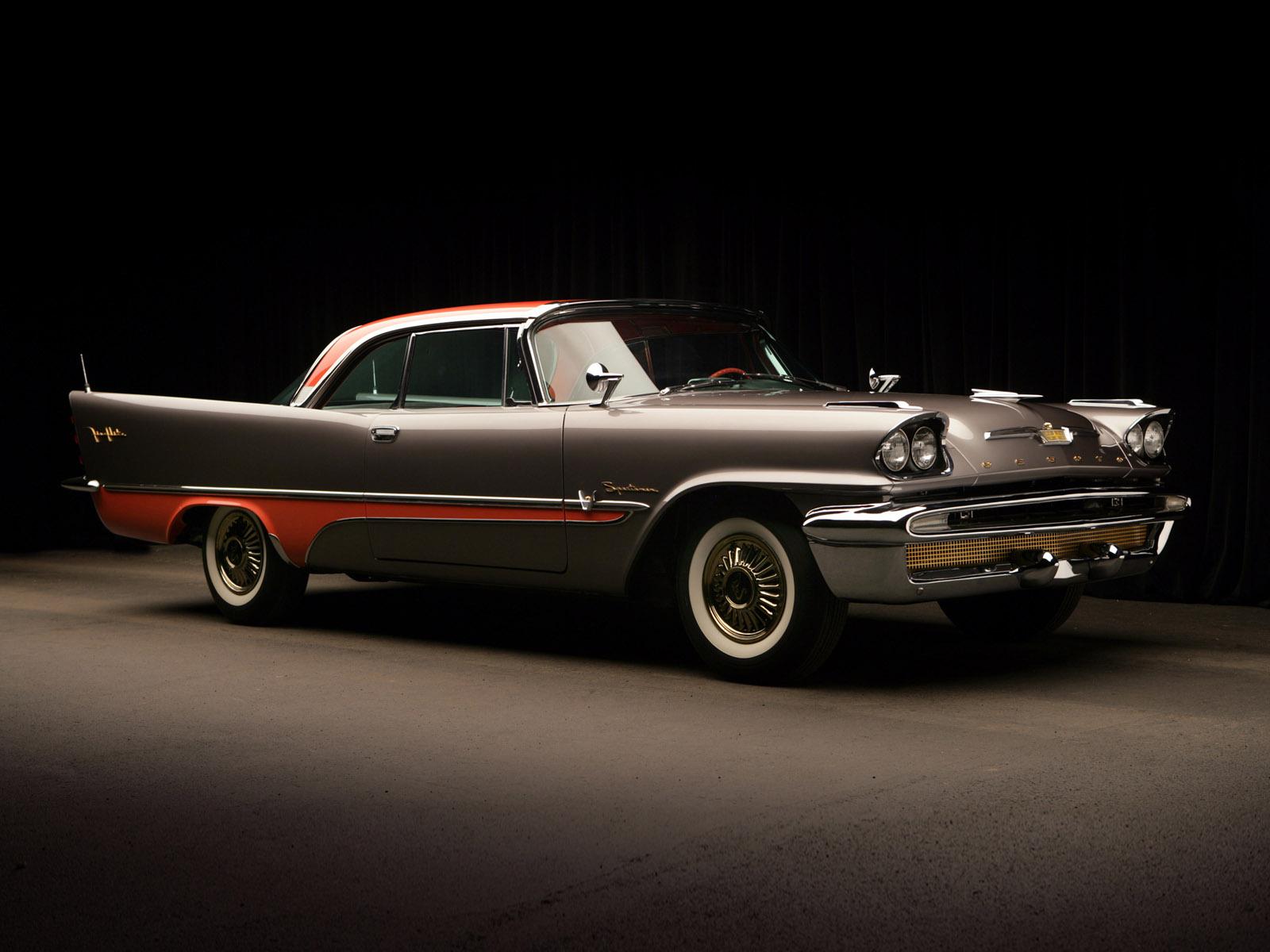 DeSoto Fireflite 1955 - 1960 Coupe-Hardtop #4