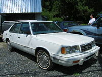 Dodge 600 1983 - 1988 Sedan #1