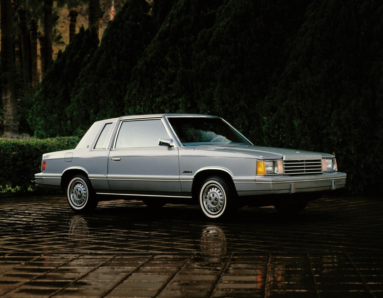 Dodge Aries 1981 - 1989 Sedan #3