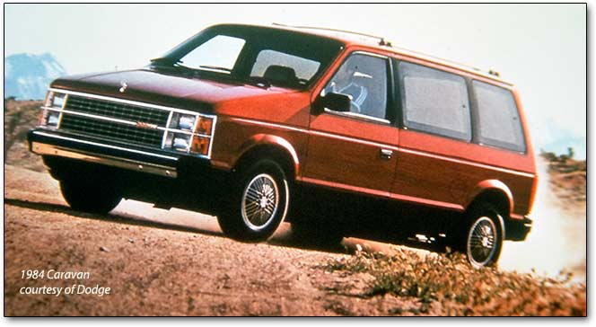 Plymouth Voyager I 1984 - 1990 Minivan #5