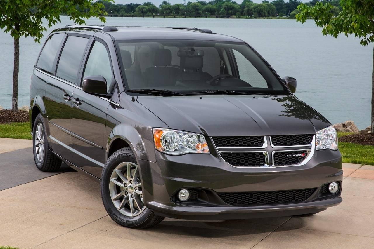 Dodge Caravan V 2007 - now Minivan #4