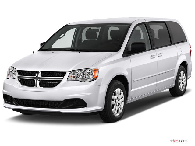 Dodge Caravan V 2007 - now Minivan #6