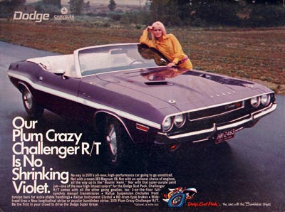 Dodge Challenger I 1969 - 1974 Coupe #8