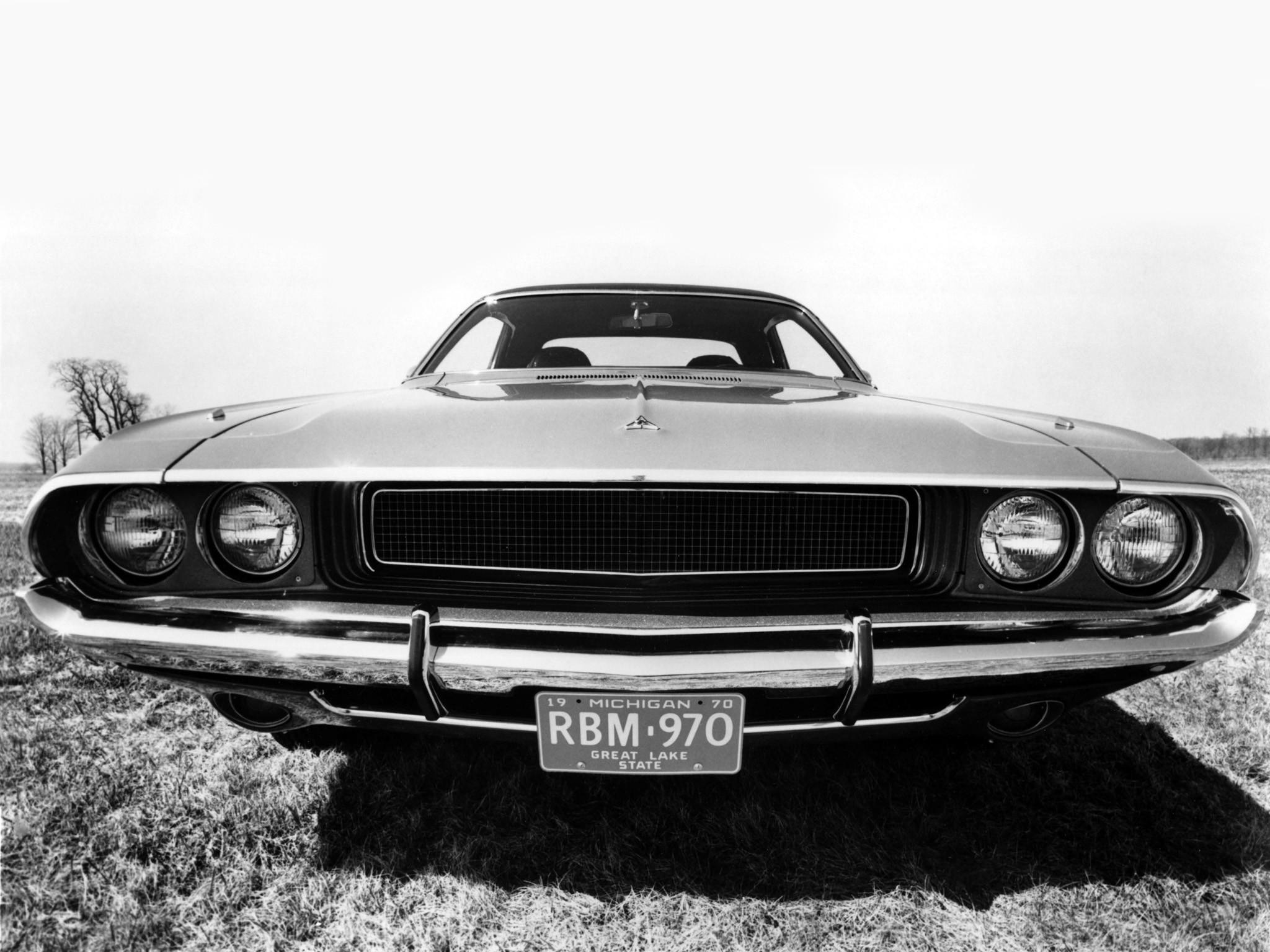 Dodge Challenger I 1969 - 1974 Coupe #3