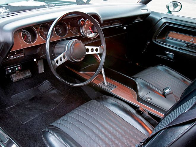 Dodge Challenger I 1969 - 1974 Coupe #6