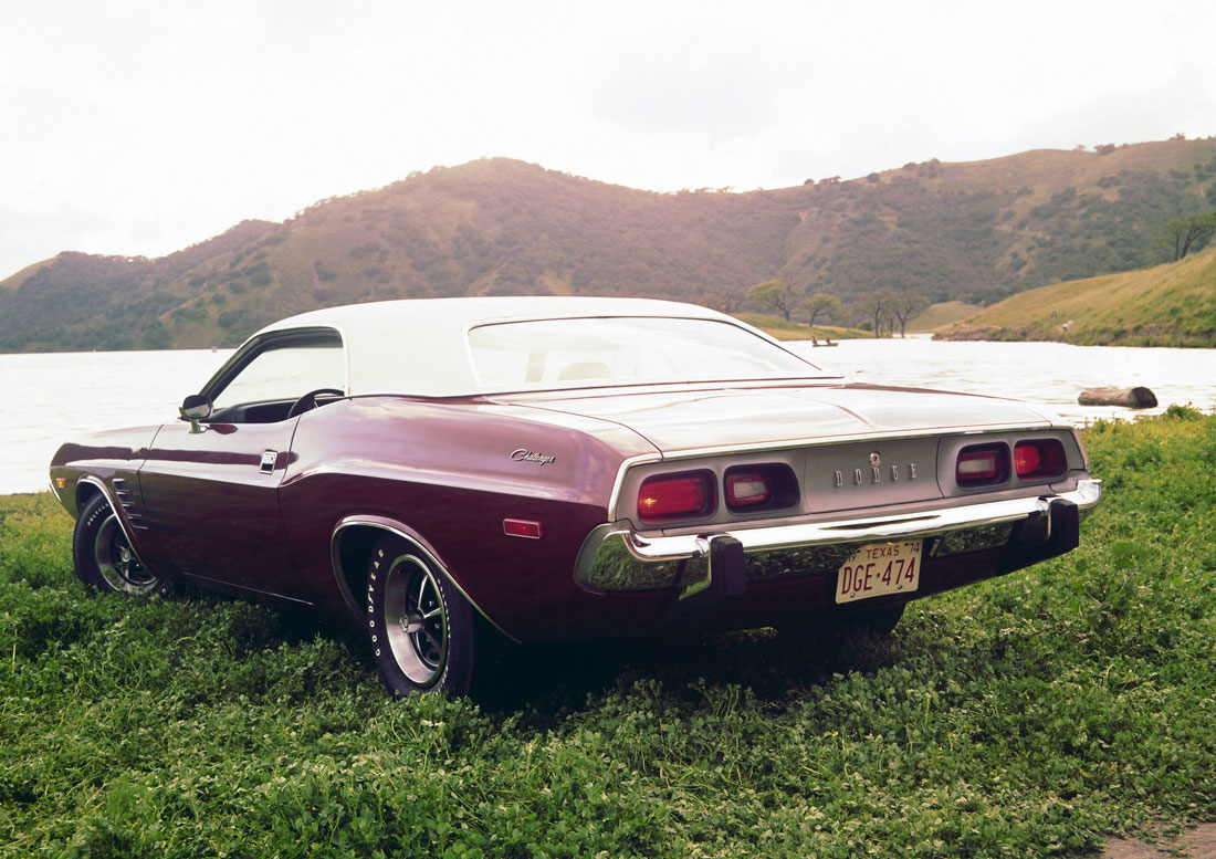 Dodge Challenger I 1969 - 1974 Coupe #1
