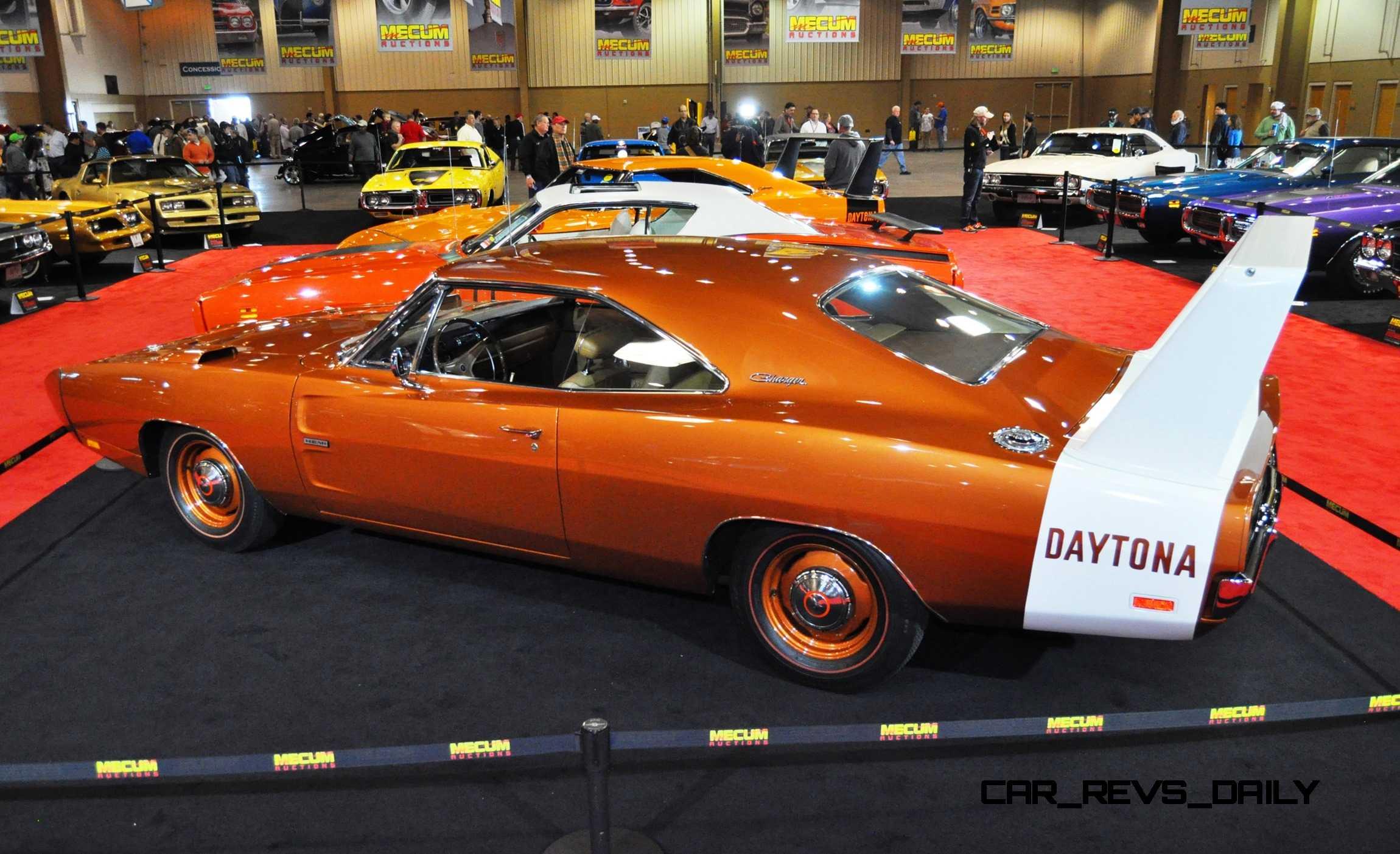 Dodge Charger Daytona I 1969 - 1970 Coupe #3