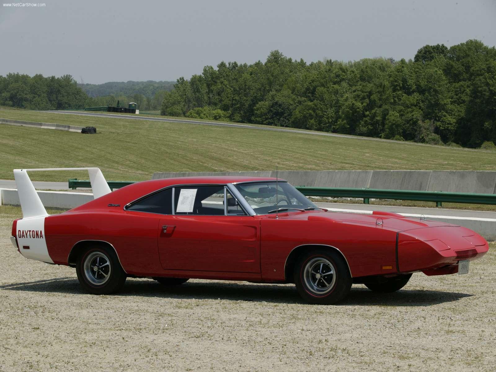 Dodge Charger Daytona I 1969 - 1970 Coupe #4