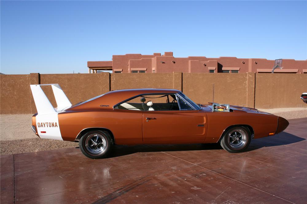 Dodge Charger Daytona I 1969 - 1970 Coupe #8